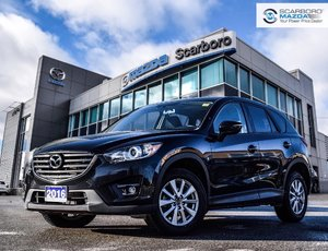 2016 Mazda CX-5 GS 1 OWNER AWD NEW TIRES