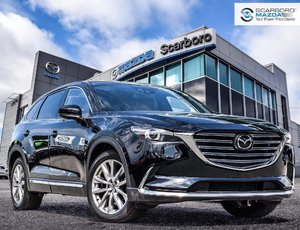 2016 Mazda CX-9 SIGNATURE NAV NAPPA LEATHER AWD