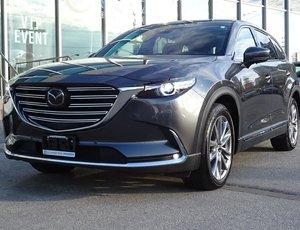 2018 Mazda CX-9 GT AWD NAV LOW AS 1.99%