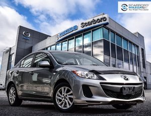 2013 Mazda Mazda3 1 OWNER BLUETOOTH
