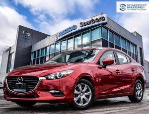 2018 Mazda Mazda3 GX REAR CAMERA