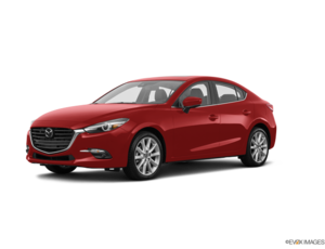 2018 Mazda MAZDA 3 GT