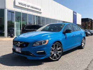 2017 Volvo S60 T6 AWD Polestar FINANCE FROM 0.00 % UP TO 36 MONTH