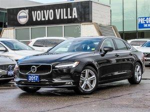 2017 Volvo S90 T6 AWD Momentum