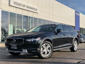 2018 Volvo V90 Cross Country T5 AWD FINANCE FROM 0.9% O.A.C.