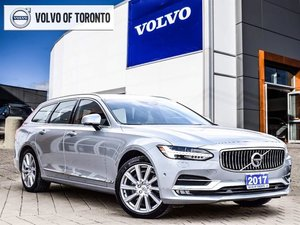 2017 Volvo V90 T6 AWD Inscription