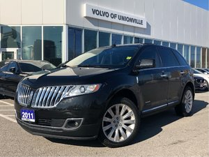2011 Lincoln MKX 4D Utility AWD LIMITED AWD, NAV, CAMERA