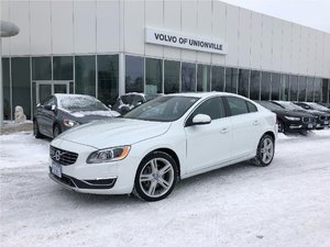 2016 Volvo S60 T5 AWD SE Premier FINANCE FROM 0.9% O.A.C.