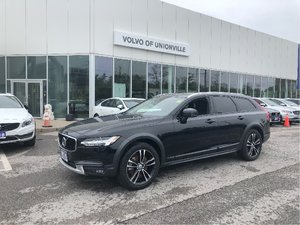 2018 Volvo V90 Cross Country T5 AWD FINANCE 0.9% O.A.C.