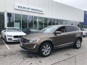 2016 Volvo XC60 T6 AWD Premier FINANCE 0.9% O.A.C. NAV, 306 HP !