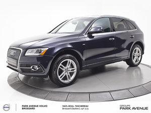 2017 Audi Q5 2.0T Progressiv