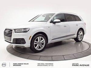 Audi Q7 3.0 TFSI QUATTRO TECHNIK S LINE+DRIVER ASSIST 2017