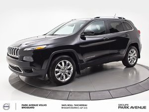 2015 Jeep Cherokee Limited | NAVIGATION | VÉHICULE IMPECCABLE