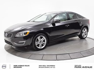 Volvo S60 T5 Premier Plus  | HITCH+CLIMATE PACK+BLIS 2015