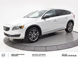 2015 Volvo V60 Cross Country T5