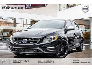 Volvo V60 T6 R-Design | Polestar Garantie 6 ans/ 160 000 km 2015