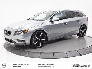 Volvo V60 T6 R-Design 2015