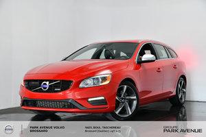 Volvo V60 T6 R-Design Platinum 2015