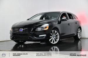 Volvo V60 T6 2017