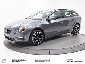 Volvo V60 T5 Dynamic | FINANCEMENT 0.9% DISPONIBLE 2018