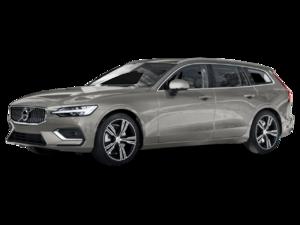 Volvo V60 T6 AWD R-Design 2019
