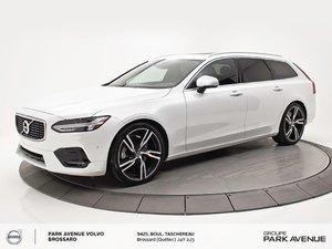 2018 Volvo V90 T6 R-Design   *CERTIFIÉ TAUX À PARTI