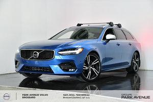 Volvo V90 T6 AWD R-Design 2019