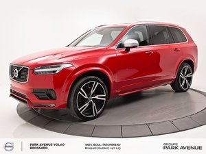 Volvo XC90 T6 R-Design - Mags 22 - Vision Pk - Climate Pk 2016
