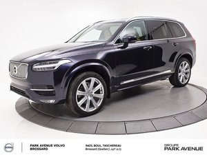 Volvo XC90 T6 Inscription | CLIMAT + COMMODITÉ + VISIO 2016