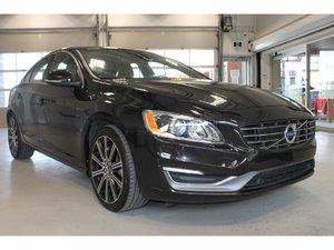 2015 Volvo S60 T6 Platinum INCLUS GARANTIE 6 ANS 160 000KM