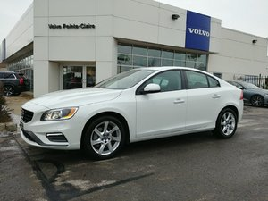 Volvo S60 Dynamic-0.9% Financing Available 2018