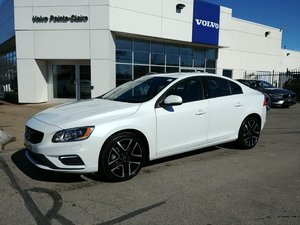 Volvo S60 T5 AWD Dynamic-0.9% Financement Disponible 2018