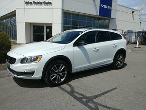 Volvo V60 Cross Country T5 Premier-0.9% Financement Disponible 2017