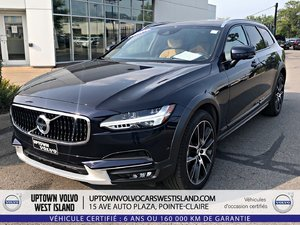 2017 Volvo V90 Cross Country 2017 Volvo V90 Cross Country TAUX ENTRE 0.9 ET 3.9