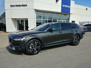 2018 Volvo V90 Cross Country T6 AWD 0.9% Financement Disponible!
