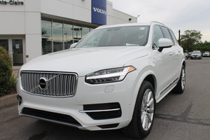 2016 Volvo XC90 Hybrid T8  Inscription hybrid 7 PLACES CONVINIENCE PKG