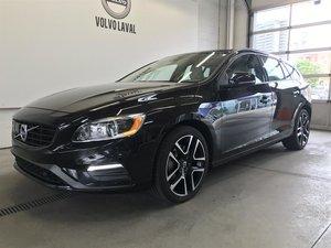 2018 Volvo V60 T6 AWD Dynamic