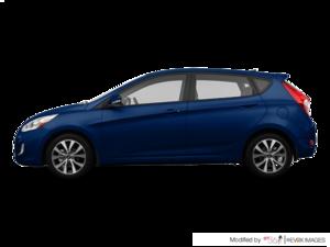 2017 Hyundai Accent 5 Doors