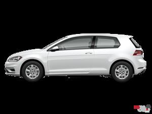 2018 Volkswagen Golf 3-door