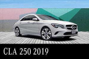 CLA 250 2019