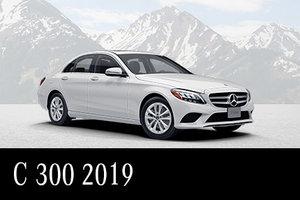 Classe C 300 2019