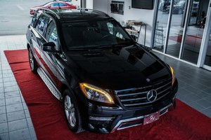 ML350 Bluetec 2015 79400km Noir