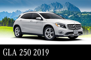 GLA 250 2019