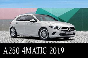 A250 4MATIC 2019