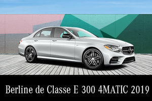 Classe E 300 2019