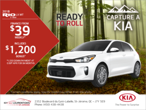 The 2018 Kia Rio 5-Door
