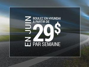 Roulez en Hyundai à partir de 29$ par semaine chez Hyundai Trois-Rivières à Trois-Rivières