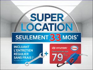 ***Super location SEULEMENT 33 MOIS*** chez Groupe Vincent à Shawinigan et Trois-Rivières