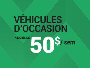 Enfin, un véhicule d'occasion à 50$ par semaine! chez Hyundai Trois-Rivières à Trois-Rivières
