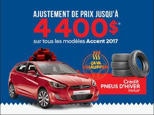 Ho! Ho! Ho! On vous fait un cadeau chez Hyundai Trois-Rivières à Trois-Rivières